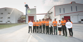 New DuPont Pioneer Production Facility Inaugurated in Thailand