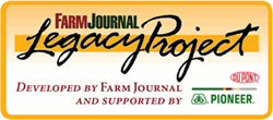 The Farm Journal Legacy Project - Helping Farm Families Begin the Task of Succession Planning.