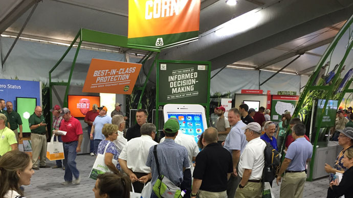Join us at the Farm Progress Show.