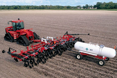 Anhydrous application