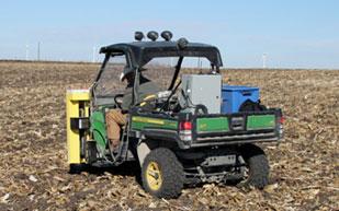 土壤溶液采样器和测试解释