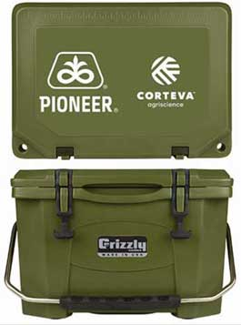 Grizzly® 20-quart Cooler