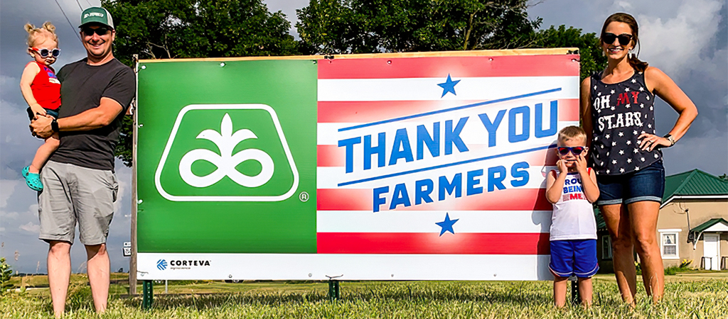Photo - Thank you Farmers